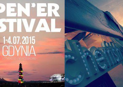 Gdynia OPENER Festival 2015