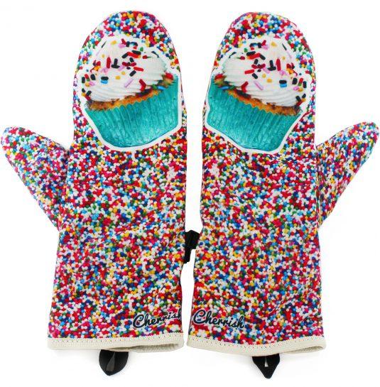 Rękawiczki zimowe CHERRISH Babeczki