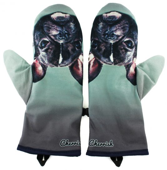 Rękawiczki zimowe CHERRISH Buldogi
