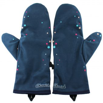Rękawiczki zimowe CHERRISH Kocham Cię
