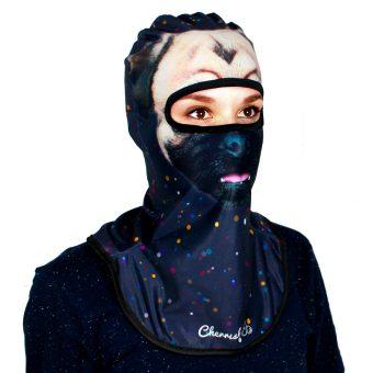 maska kominiarka mops