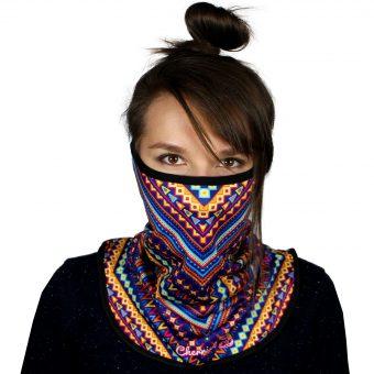 komin-meksyk-cherrish-przod-maska