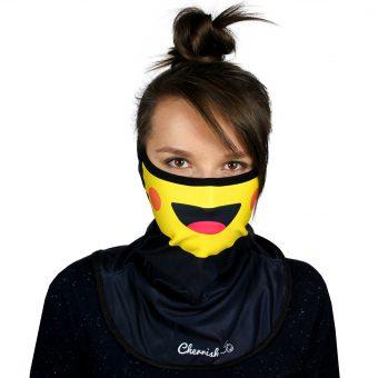 komin-smile-cherrish-przod-maska