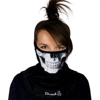 komin-czaszka-cherrish-przod-maska