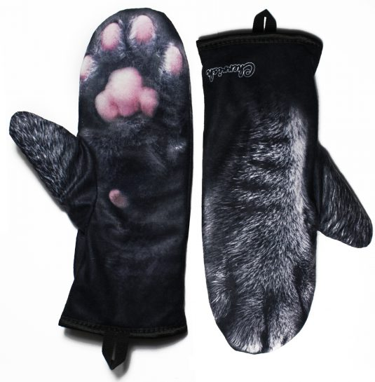 rękawiczki-łapy-kot-przod-tyl-czarne