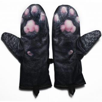 rękawiczki-wewnatrz-łapy-kot-czarne